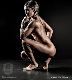 Bodies Of Work: Volume 1 - Kathleen Tesori 15 - Bodybuilding.com