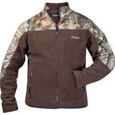 Camo Fleece - Available in Realtree and Mossy Oak