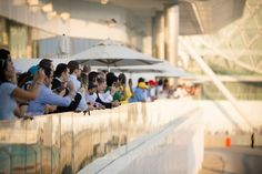 Yas Viceroy VIP Terrace - Abu Dhabi Grand Prix