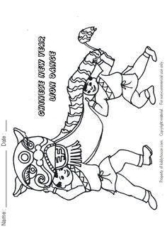 1000 Images About Chinese New Year Coloring Pages On
