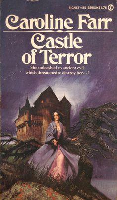Caroline Farr - Castle of Terror