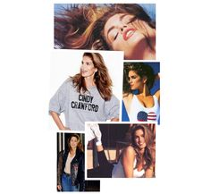 From her trademark mole and her dream figure, to her long luscious brunette locks, she is the perfect all-American it-girl and it was these qualities that secured her title as one of the biggest supermodels in the world in the 1990s. Posing alongside her daughter Kaia on the cover of Vogue Paris this month, we look back at Cindy Crawford's legendary style, from sporty to femme fatal.