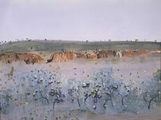 fred williams Hardy River V Abstract Landscape Painting, Seascape Paintings, Landscape Art, Landscape Paintings, Acrylic Paintings, Famous Abstract Artists, Famous Artists, Australian Painting, Australian Artists
