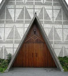 Bakkehaugen Kirke, Norway.