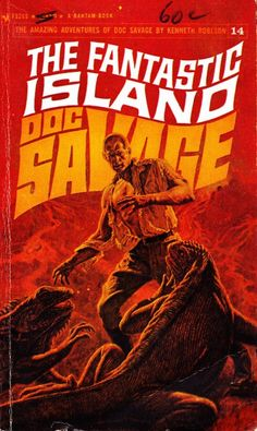 Doc Savage #14, Bantam Books