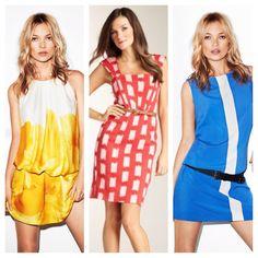Color dresses!