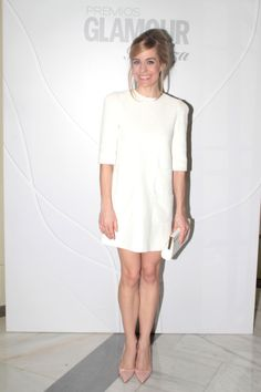 Todas las fotos de los XI Premios Glamour Belleza 2013: Alexandra Jiménez