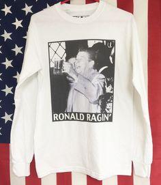 Ronald Ragin' Long Sleeve Tee