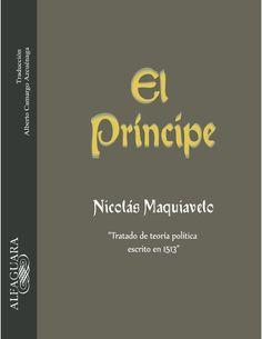 El príncipe de Maquiavelo el desafío