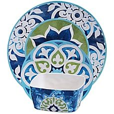image of Certified International Barcelona Dinnerware Collection
