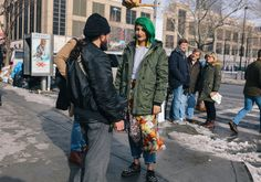 #StreetStyle   #NYC  Preetma Singh