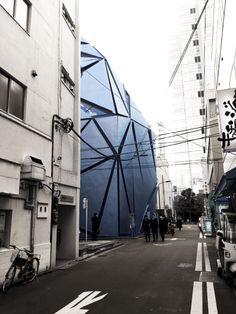 Urban Juxtaposition - Steav Nissan