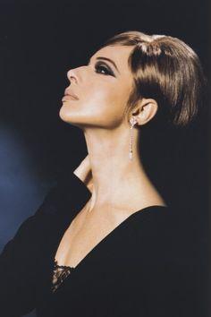 Isabella Rossellini as Streisand, make-up artist Kevyn Aucoin