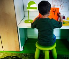 Children's IKEA Playroom Inspiration