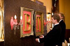 #wedding monograms, photography by www.ambientstudios.ca