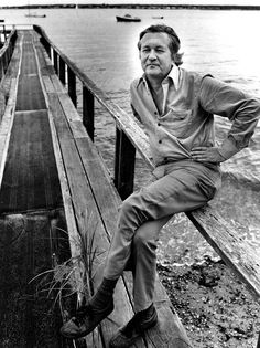 William Styron: The Beloved Author on Why College Is a Waste of Time for Writers | Brain Pickings