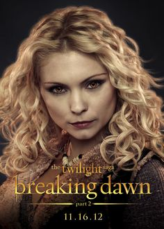 MyAnna Buring as Tanya from The Denali Coven - The Twilight Saga: Breaking Dawn Part 2