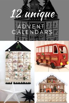 During the holidays, Advent calendars of every design have become a festive tradition worldwide. Here are the top 12 Advent Calendars to make a part of your holiday traditions. #christmas #holidays #christmastradition