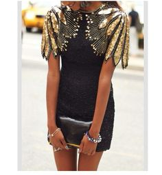 Great idea for new years dress