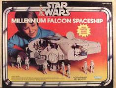 Vintage 1980 Kenner Star Wars Millennium Falcon Loose Complete LOOK! Nave Star Wars, Star Wars Episoden, Star Wars Toys, Childhood Toys, Childhood Memories, 1970s Childhood, Kenner Toys, Episode Vii, Star Wars Action Figures