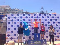 Felicitamos a nuestra socia Paula Castro quien obtuvo el primer lugar de su categoría en los 21k del Maratón Costa del Pacífico