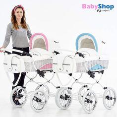 Junge oder Mädchen? :)  http://www.babyshop.expert/Kombikinderwagen-Scarlett-3in1-mit-weisser-Korbwanne_3  #babyshopexpert #kombikinderwagen #kinder
