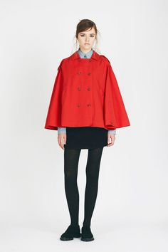 Joie | Fall 2014 Ready-to-Wear Collection | Style.com #Classic #Fashion #Preppy