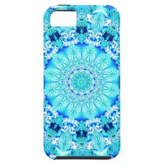 Aqua Lace, Delicate iPhone  #DianeClancy