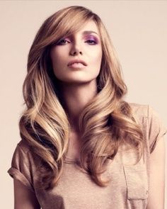 Fall Hair Styling Ideas for Long Hair.