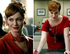Step by step guid tp achieve and up do like Joan Holloway from Mad Men