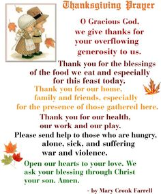 Get here the Thanksgiving prayer for the family. We have collection of short, long and printable thanksgiving prayers by family at dinner Thanksgiving Prayer Catholic, Thanksgiving Blessings, Thanksgiving Greetings, Thanksgiving Quotes, Thanksgiving Table, Thanksgiving Decorations, Thanksgiving Countdown, Vintage Thanksgiving, Thanksgiving Celebration