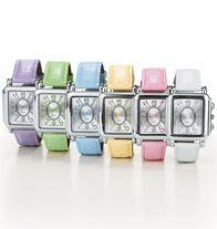 AVON - Pretty Pastel Strap Watch