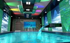 indoor swimming pool ideas : House Design Ideas Indoor pool with a view! Have great ideas for your custom home in london #Indoorpool #Swimmingpool Seach in - www.swimmingpoolquotes.co.uk