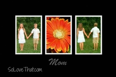 mothers day photo idea from the kids :)