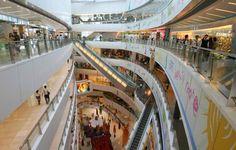 apm Mall in Kwun Tong, Hong Kong