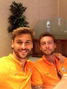 Fernando Llorente and Claudio Marchisio (Football)