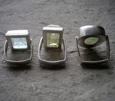 aquamarine rings   Flickr - Photo Sharing!