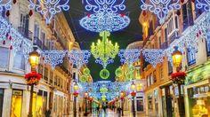 Málaga en Navidad 2013-2014