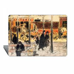 49.50 USD Macbook Pro 13 inch Touch bar Case classic artwork by ModMacCase