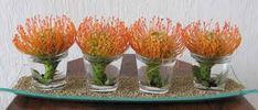 Afbeeldingsresultaat voor oranje bloemstuk