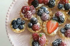 Tarts are a sweet and simple Easter treat - York Dispatch