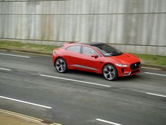 Jaguar I-Pace London