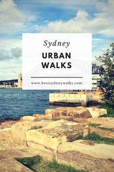 A selection of urban walks in and around Sydney and New South Wales including pictures, maps, highlights and characteristics. Australia Country, Queensland Australia, Western Australia, Sydney City, Sydney Trip, Australia Travel Guide, Great Walks, The Fresh, Beautiful Beaches