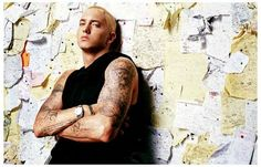 Eminem is never at a loss for good lines to weave into his fantastic Hip Hop flow! A sweet poster ready for your wall. Ships fast. 11x17 inches. Check out the r