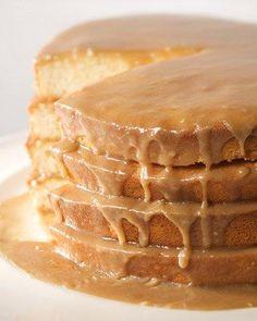 Dolley Madison Layer Cake Recipe