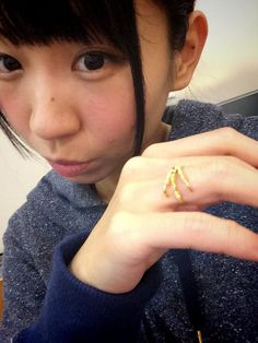 古川未鈴 Furukawa Mirin - Dempagumi.inc / でんぱ組.inc - 「Molly Tippet」の鳥の足リング