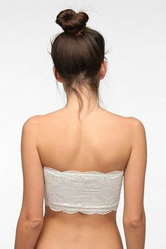 Bandeau : For Comfortable, Strapless. Stylish, Coverage, Perfect For a Shirt That Just Wont Work With a Regular Bra Bandeau Bra, Girl Closet, Every Girl, Bikinis, Swimwear, Urban Outfitters, Bandeaus, Stylish, Lingerie