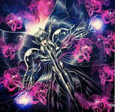 Deus da Morte, Thanatos, em The Lost Canvas