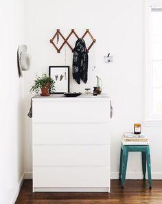 // dressing up ikea drawers