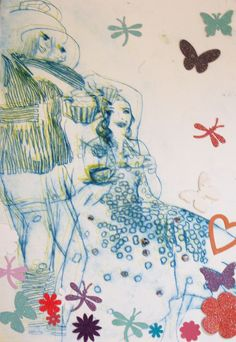 alice in wonderland , dry point , intaglio , grainne murphy Alice In Wonderland, Fairy Tales, Artwork, Prints, Photography, Work Of Art, Photograph, Auguste Rodin Artwork, Fotografie